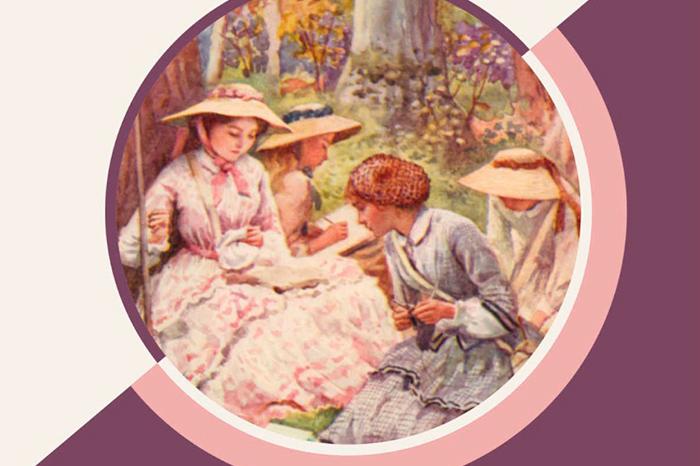 Los personajes de Mujercitas, de Louisa May Alcott