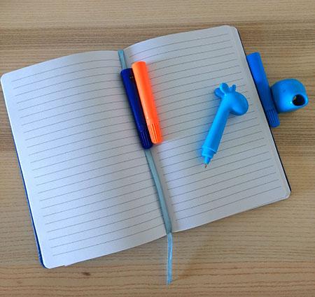 Escribir un diario para niños