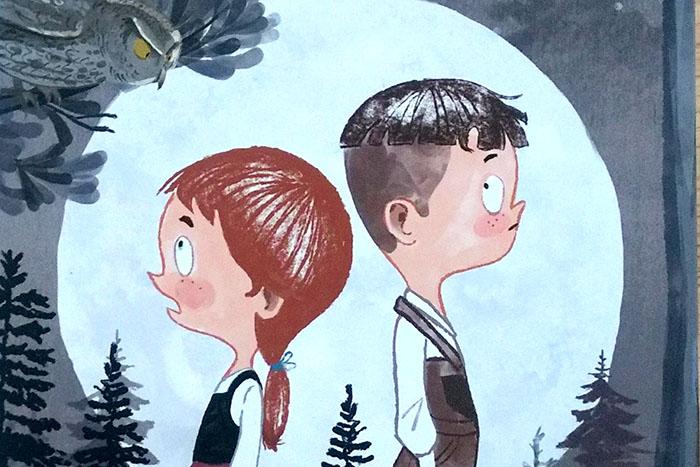 El Cuento de Hansel y Gretel- portada