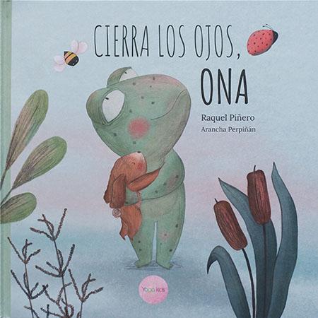 Cierra los ojos Ona es una cuento sobre Mindfulness
