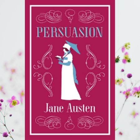 Portada de Persuasión, De Jane Austen