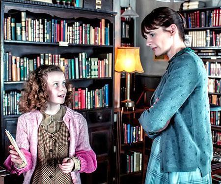 La librería película feelgood sobre libros