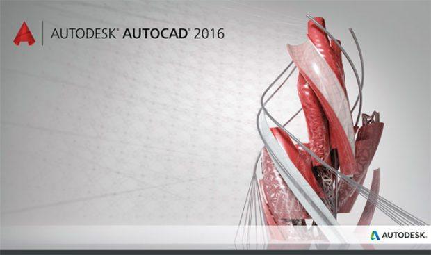 Autodesk AutoCAD 2016 Full [32/64Bit] สุดยอดโปรแกรมเขียนแบบ