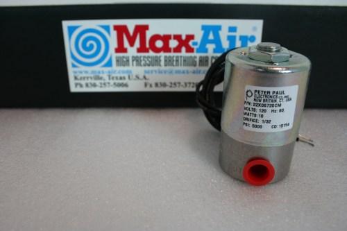 Max-Air Complete Solenoid