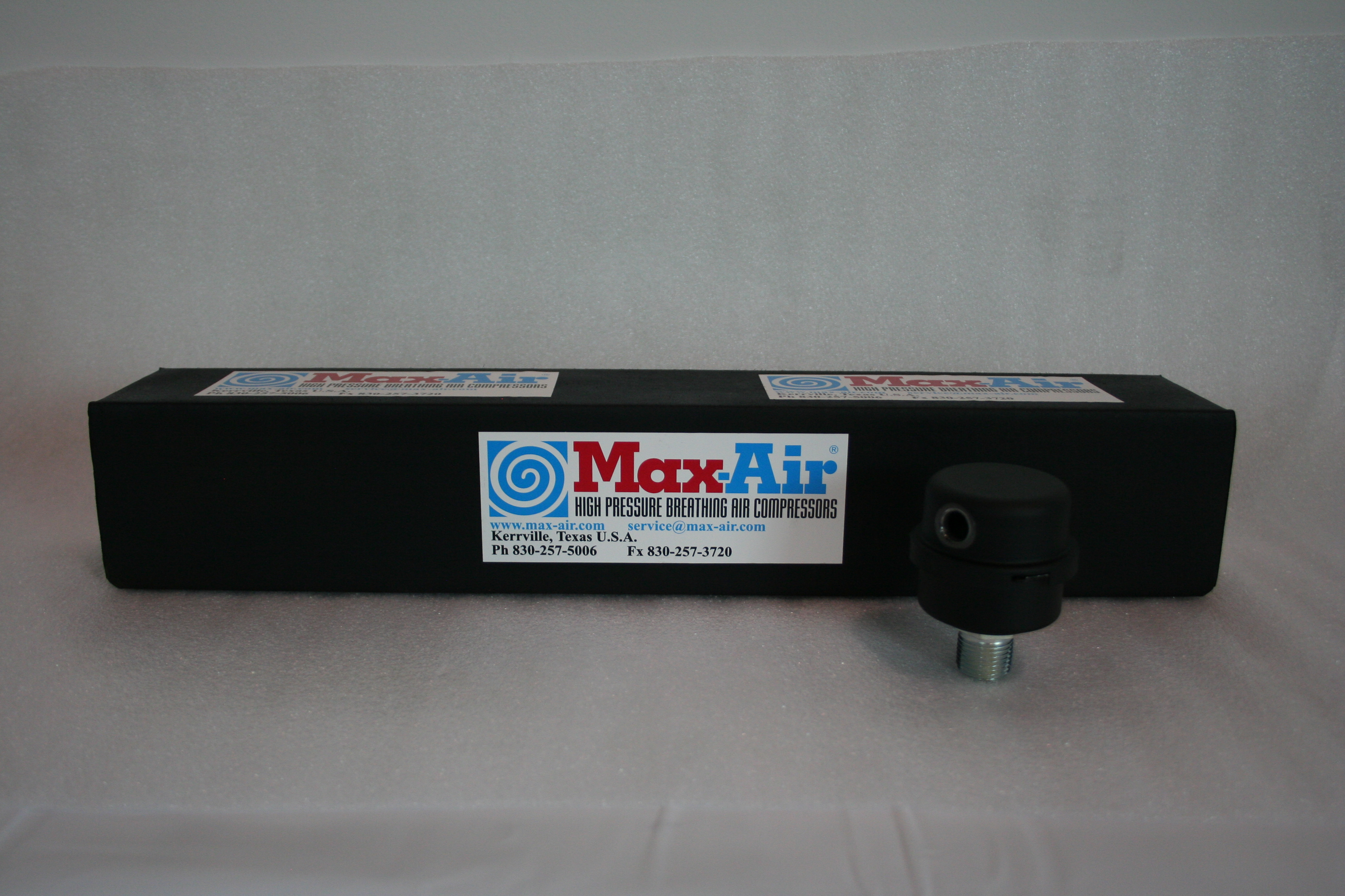 Max-Air 35 Intake Canister Complete
