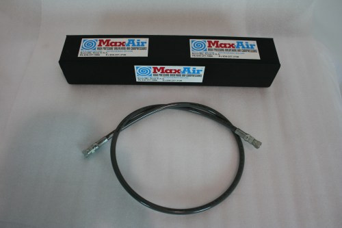 Max-Air Parker HP Hose 4' CFH-2000 with Fittings