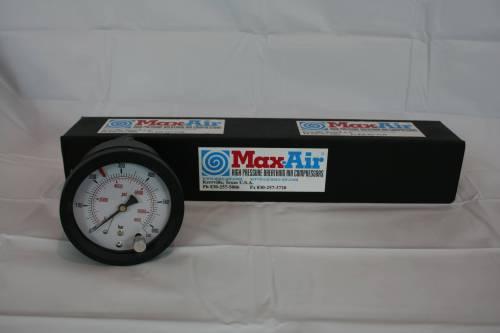 Max-Air Dial-A-Pressure Gauge (DAP-90)