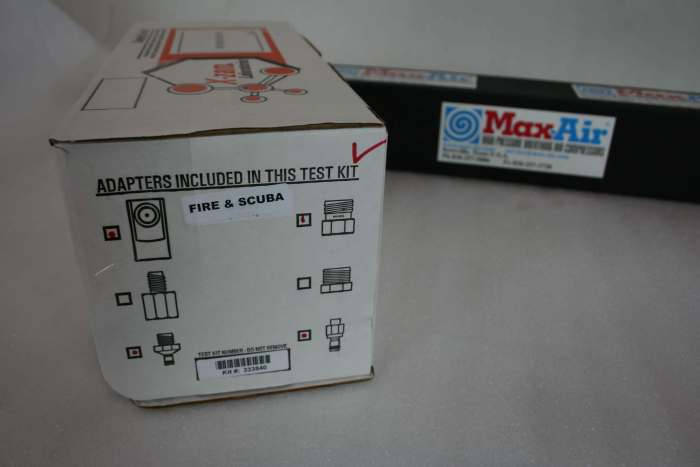 Max-Air LS-901570 Air Sample Kit