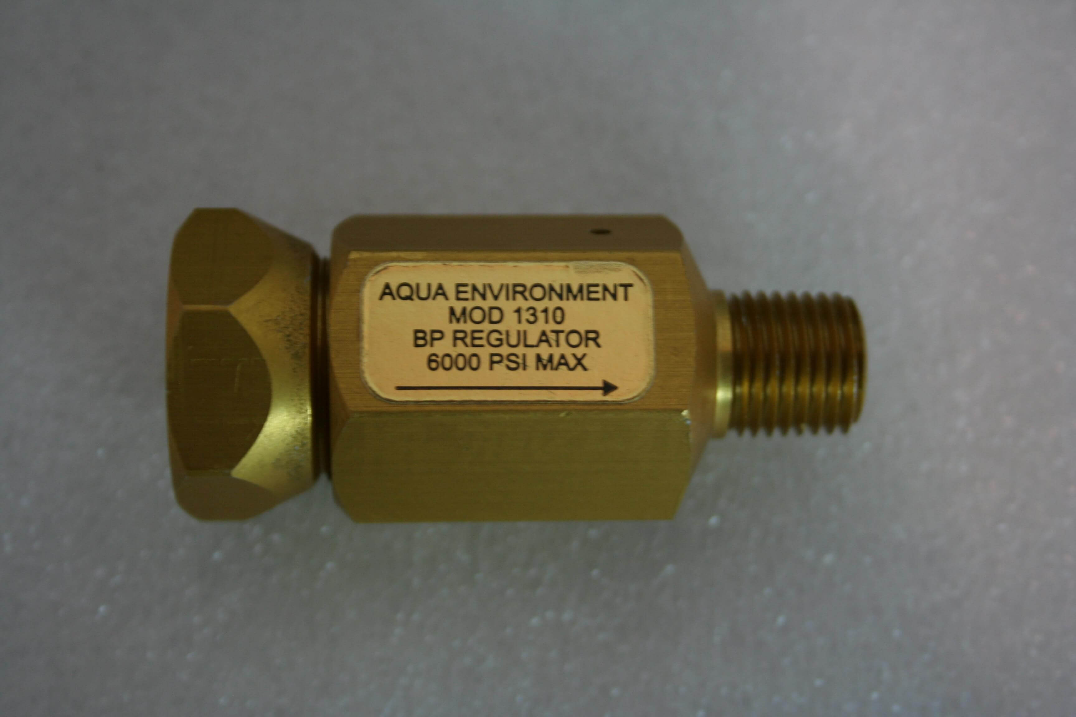 Max-Air Non-Adjustable Pressure Valve MA-1310