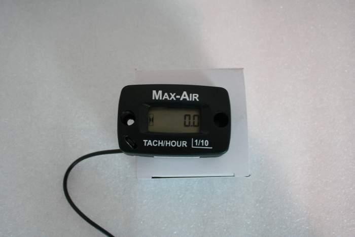 Max-Air Tiny Tack / HR Meter MA-201
