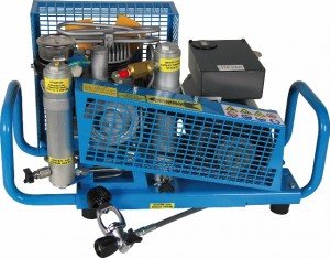Max-Air® 35 STD Electric Single or Three Phase Portable Air Compressor