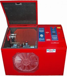 Max-Air 90SE-5000 Single or Three Phase Air Compressor System
