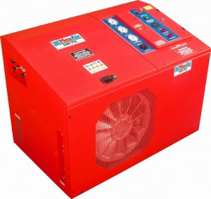 Max-Air 90SE-FD-5000 Single or Three Phase Air Compressor System