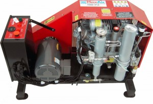 Max-Air 55 STD/AUTO Electric (Single or Three Phase) Air Compressor