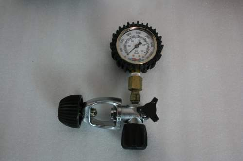 Max-Air SCBA Pressure Verification Gauge