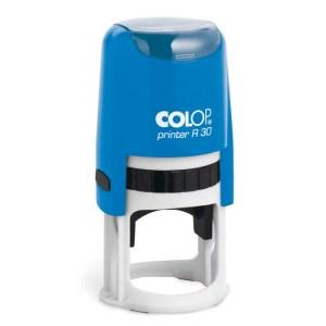 Pieczatka Colop R30 niebieska