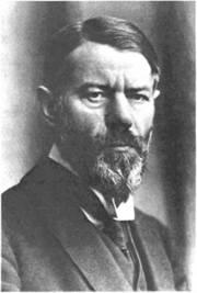 Max Weber Portrait