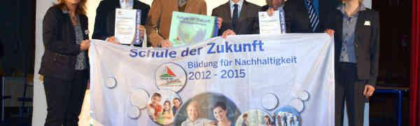 """Max-Weber-Berufskolleg als """"Schule der Zukunft"""" ausgezeichnet"""