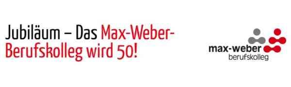 Das Max-Weber-Berufskolleg feiert 2017 seinen 50. Geburtstag