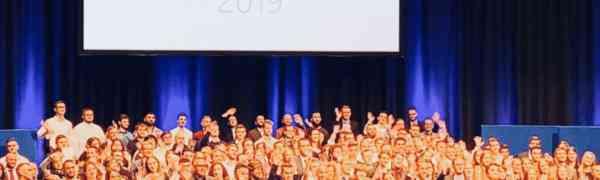Bestenehrung der IHK Düsseldorf - auch in diesem Jahr wurden wieder viele Schüler des MWBK ausgezeichnet