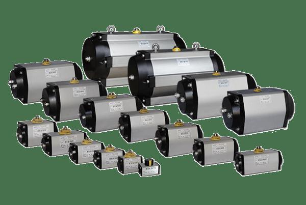 Max Air Rack & Pinion Actuators Valve Automation Actuators