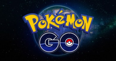 Pokemon Go Title screen