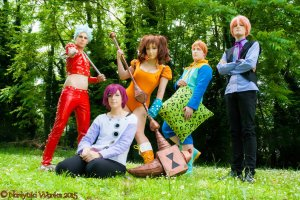 Seven Deadly Sins Cosplay