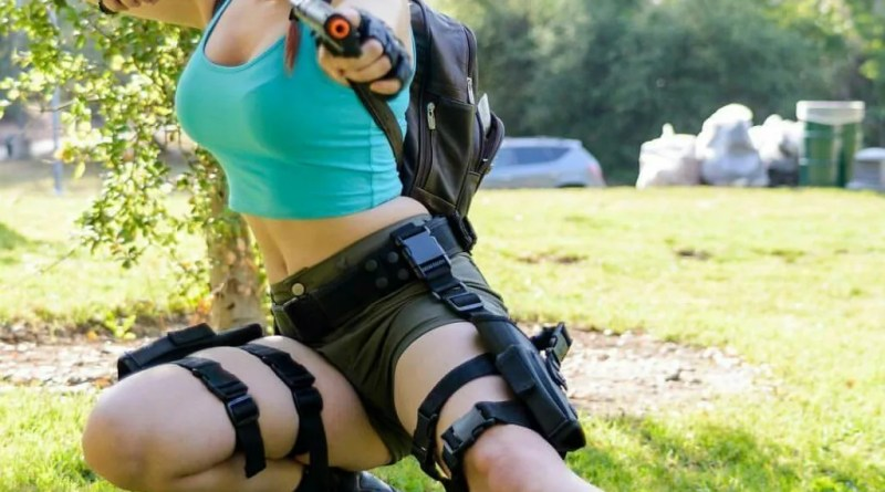 cosplay - Lara Croft - Tomb Raider