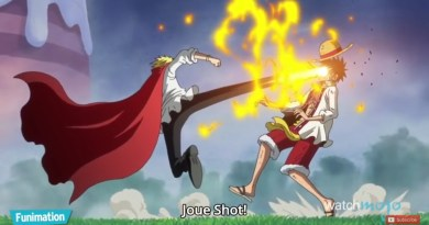 Top 10 Anime Fights - One Piece