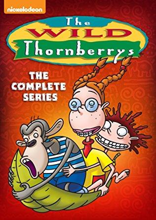 The Wild Thornberries- VRV