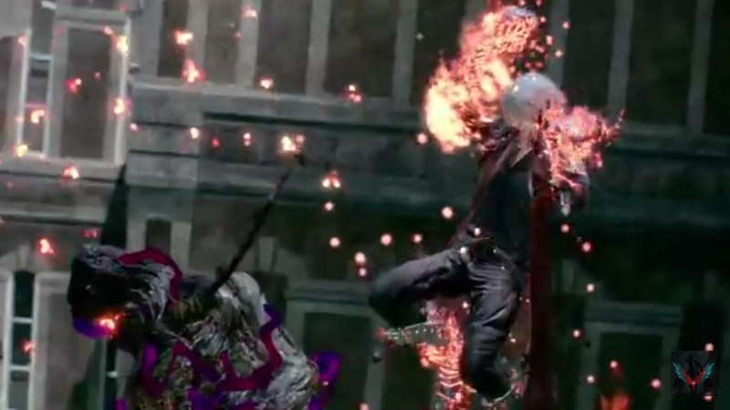 Devil may cry 5 game trailer