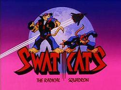 SWAT Kats- VRV