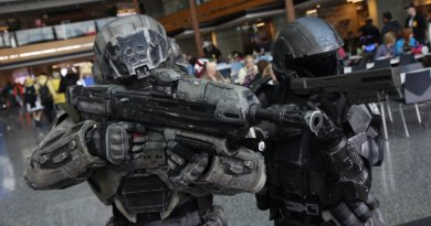 Youmacon 2019 - Cosplay - Spartans - Halo - ODST