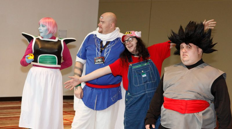 Ohayocon 2020 - Cosplay - Dragon Ball