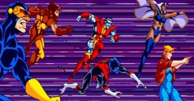 The Uncanny Xmen Arcade