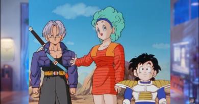 Bulma - Dragon Ball - The Top 5 BEST MOMS in Anime