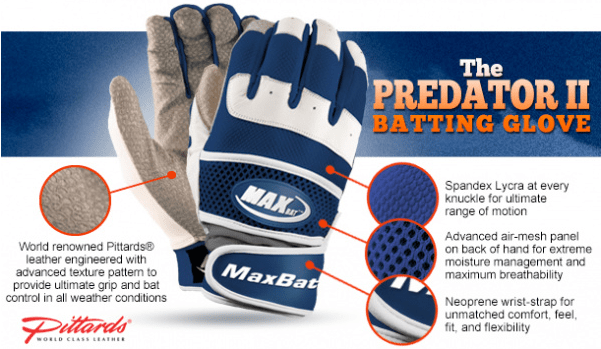 Predator 2 Batting Gloves