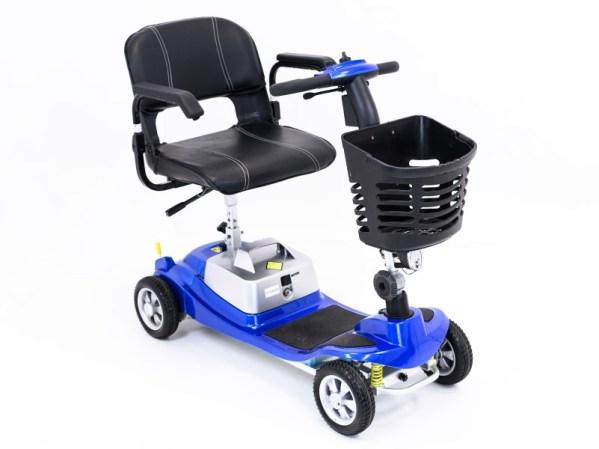 Mobility Scooter - Illusion Capri - Blue