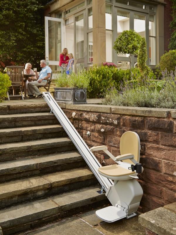 Stairlift - Acorn - Outside