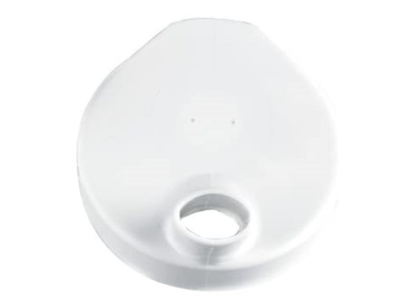 Cup - Grip - Clear - large aperture