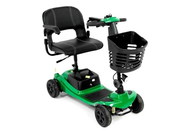 Scooter - Vogue - Brilliant Green