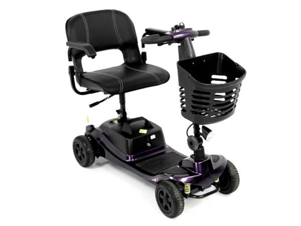 Scooter - Vogue - Midnight Purple