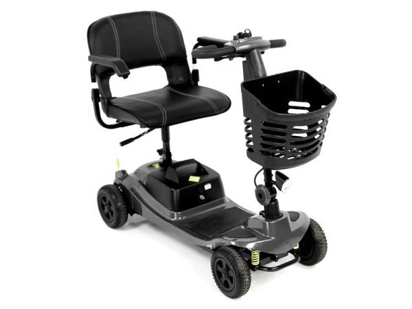 Scooter - Vogue - Oyster Grey