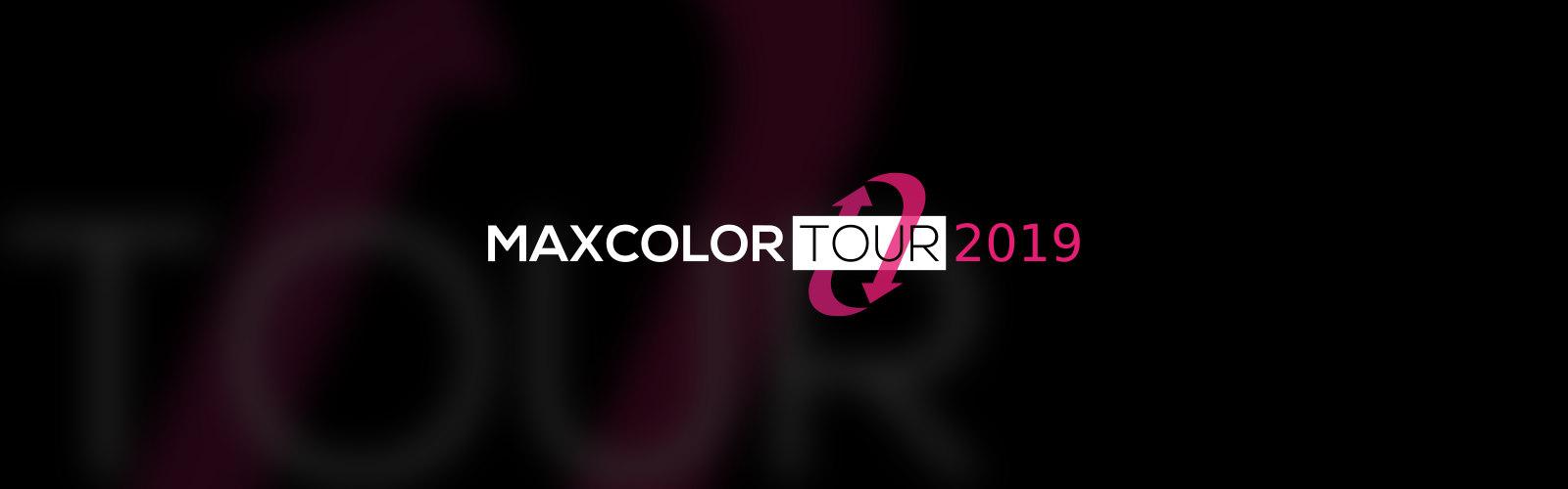 Maxcolor Tour 2019