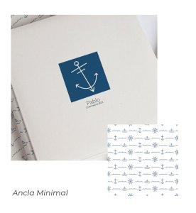 08 Ancla minimal