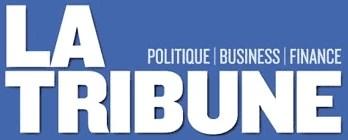 La tribune logo