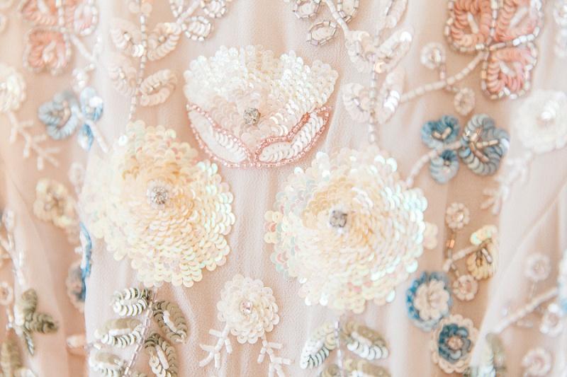Needle & Thread, Alternative Wedding Dress