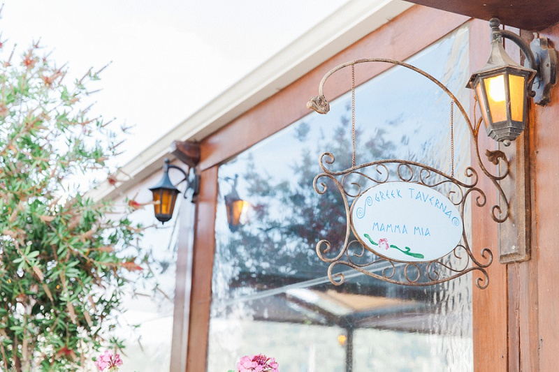 Mamma Mia Taverna in Nidri Lefkada
