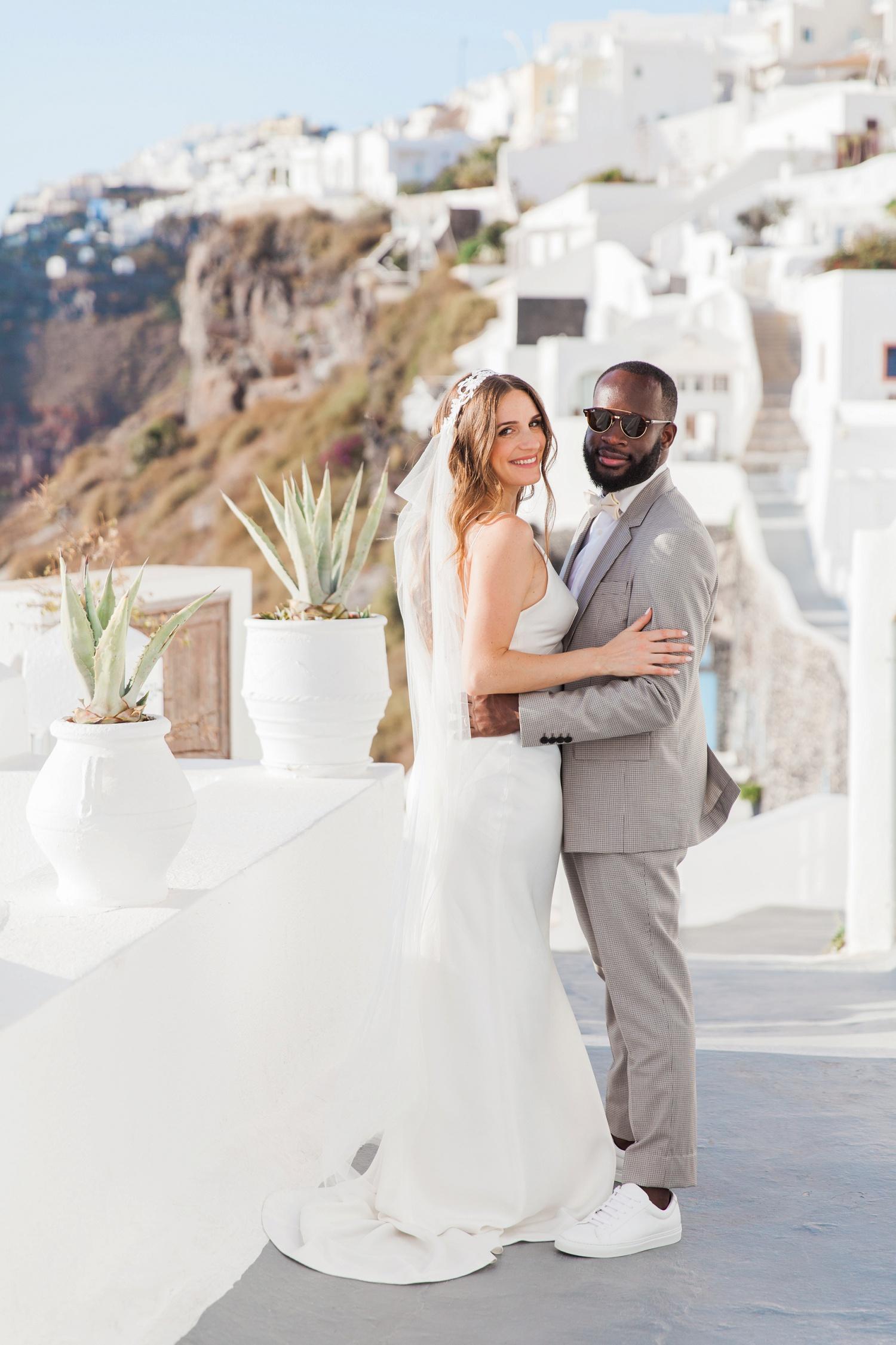 Luxury wedding destinations in Greece