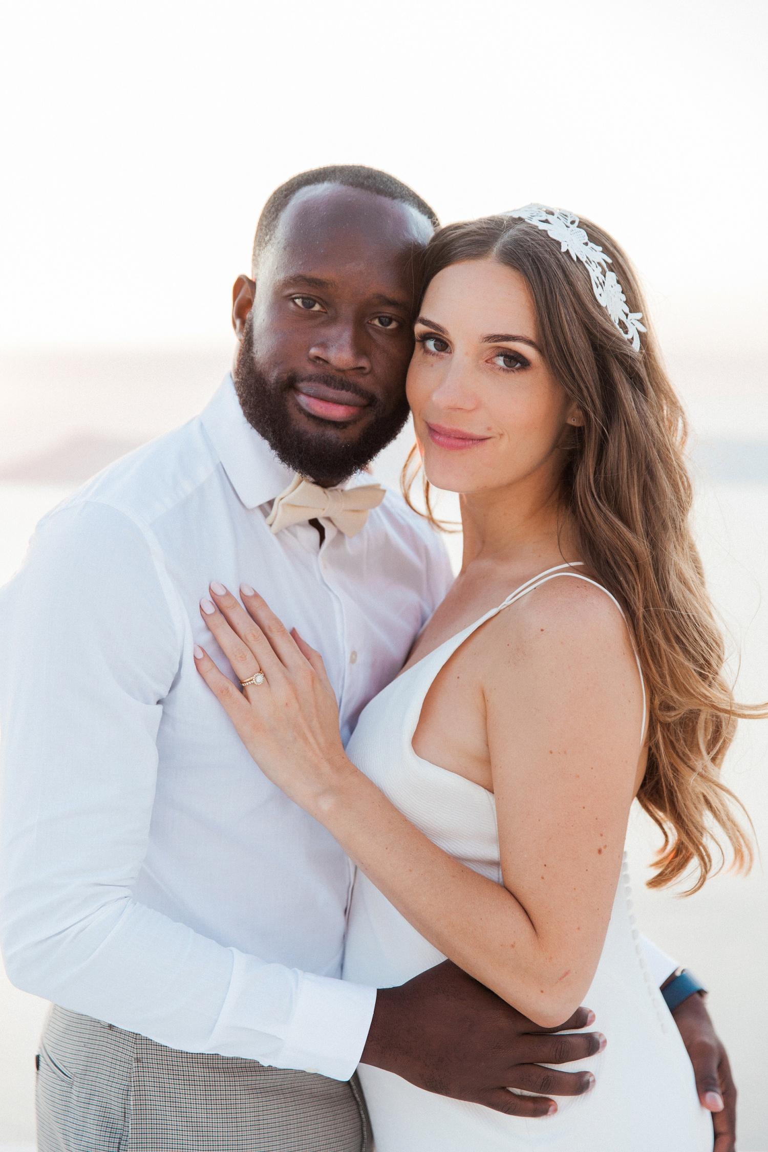 Santorini wedding photographer testimonial